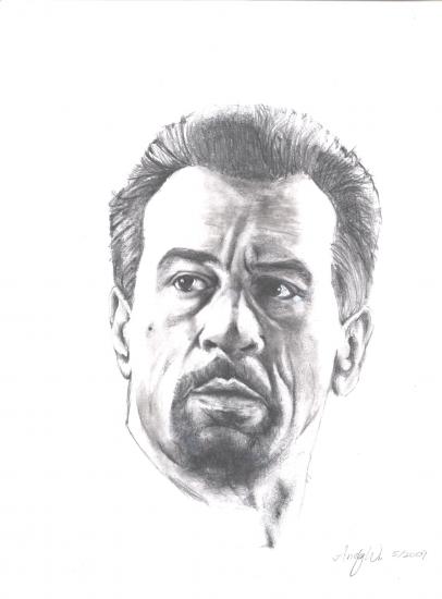 Robert De Niro by andrew